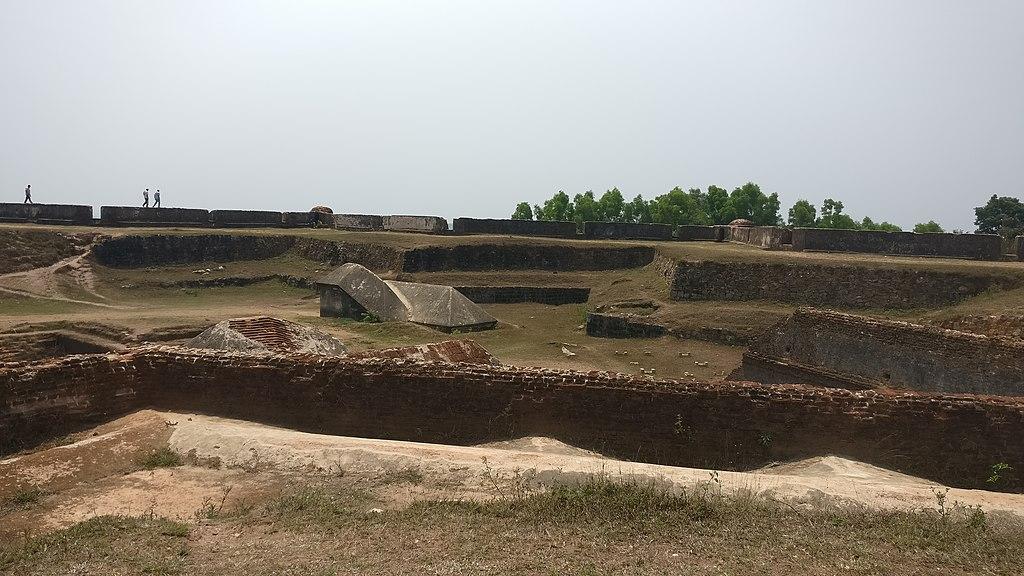 Magnificient Manjarabad fort, Sakleshpur