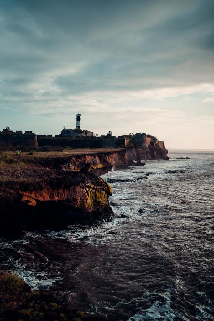 Diu coast