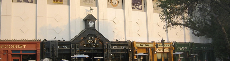 Irish Village Dubai