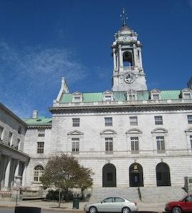 City Hall Maine