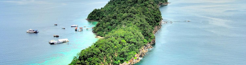 Pulau Payar Island