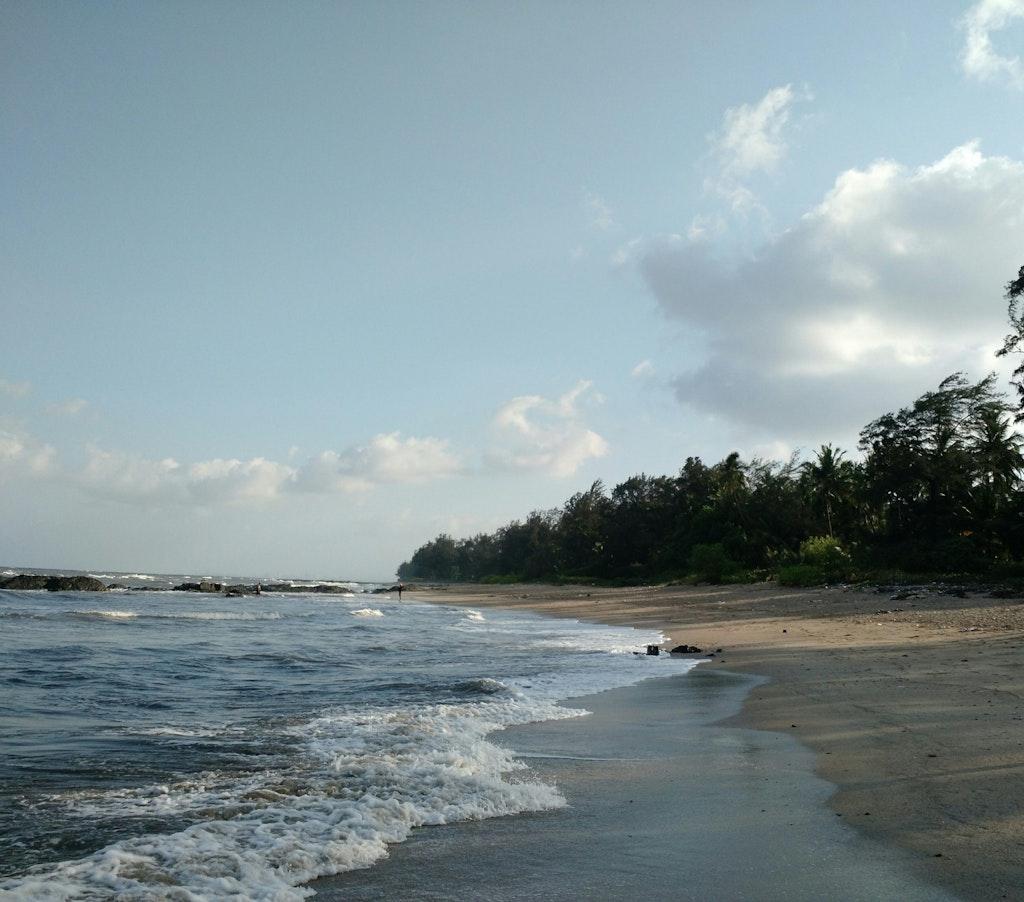 Kihim Beach, Alibag