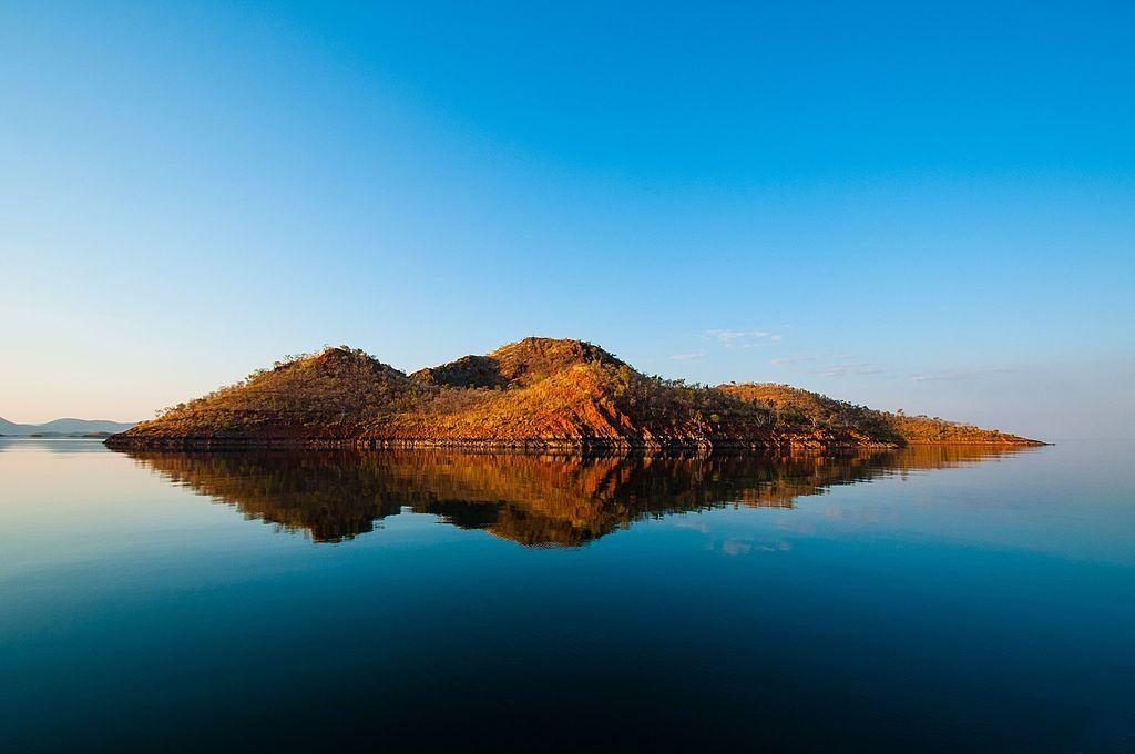 Lake Argyle in Kimberley