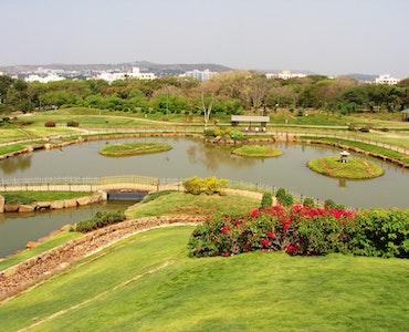 Best gardens to visit in Pune