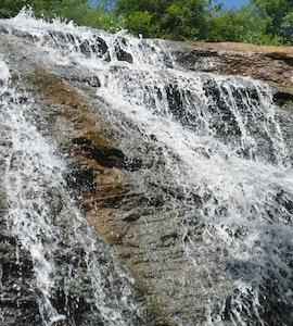 A stunning click of Thottikallu Falls