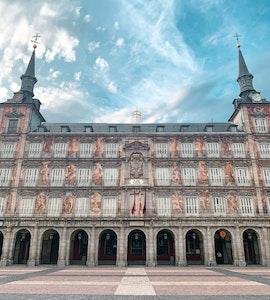 A stunning click of Plaza Mayor Madrid