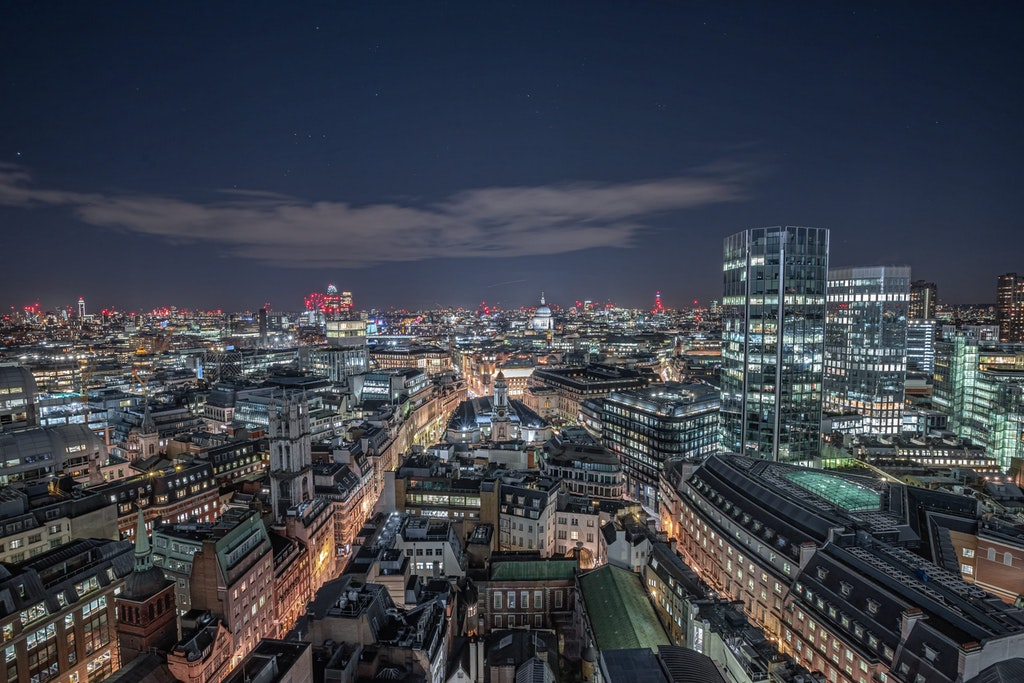 Difference Between London and the City of London
