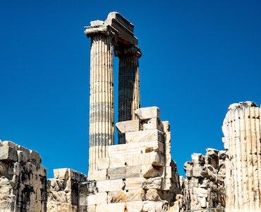 the infamous apollo temple