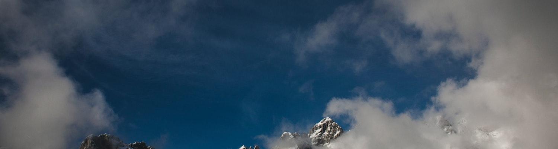 Hiking trails in the picos de europa