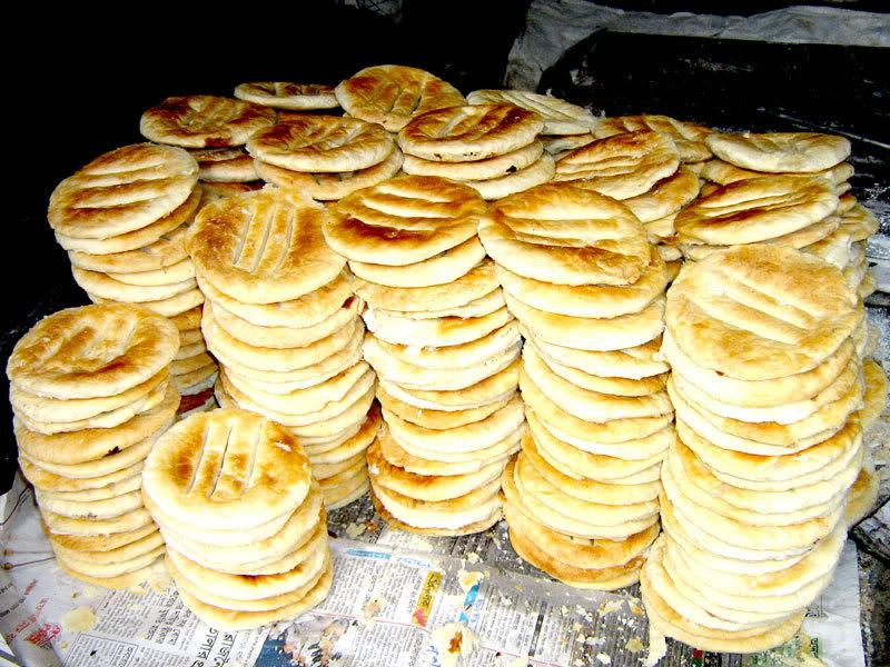 Bakarkhani a kolkata street food