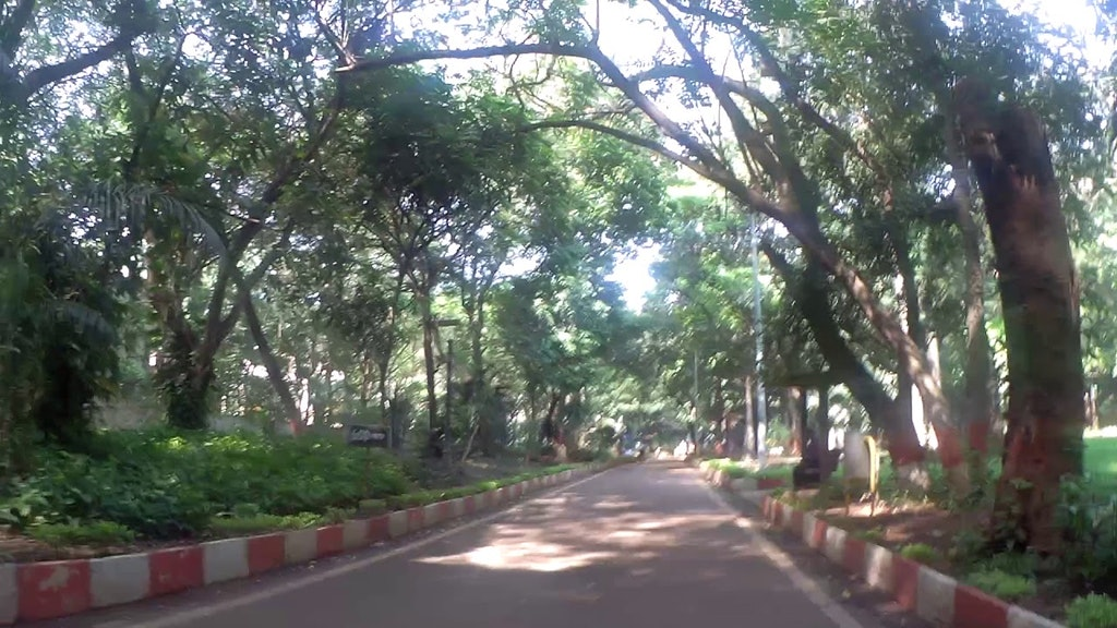 Chittaranjan Vatika Garden in Pune