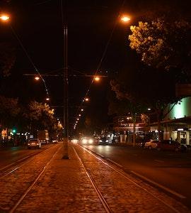 Bendigo city