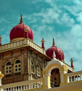 Palace visit during Mysore trip itinerary