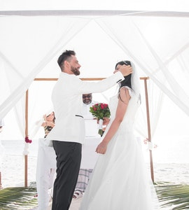 A Wedding at the Maldives