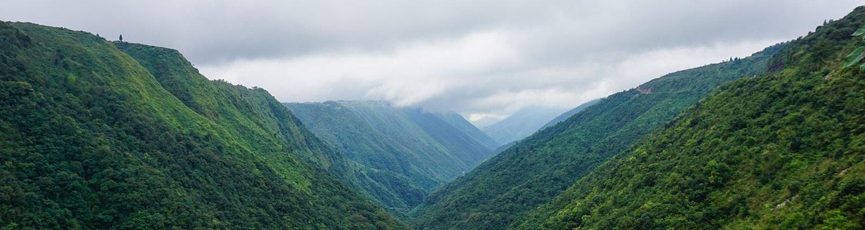 Best time to visit Cherrapunji