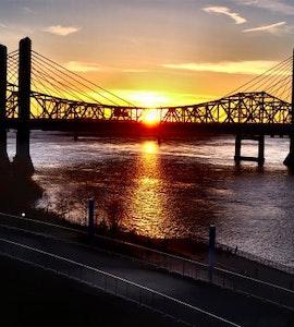 Sunset in Kentucky