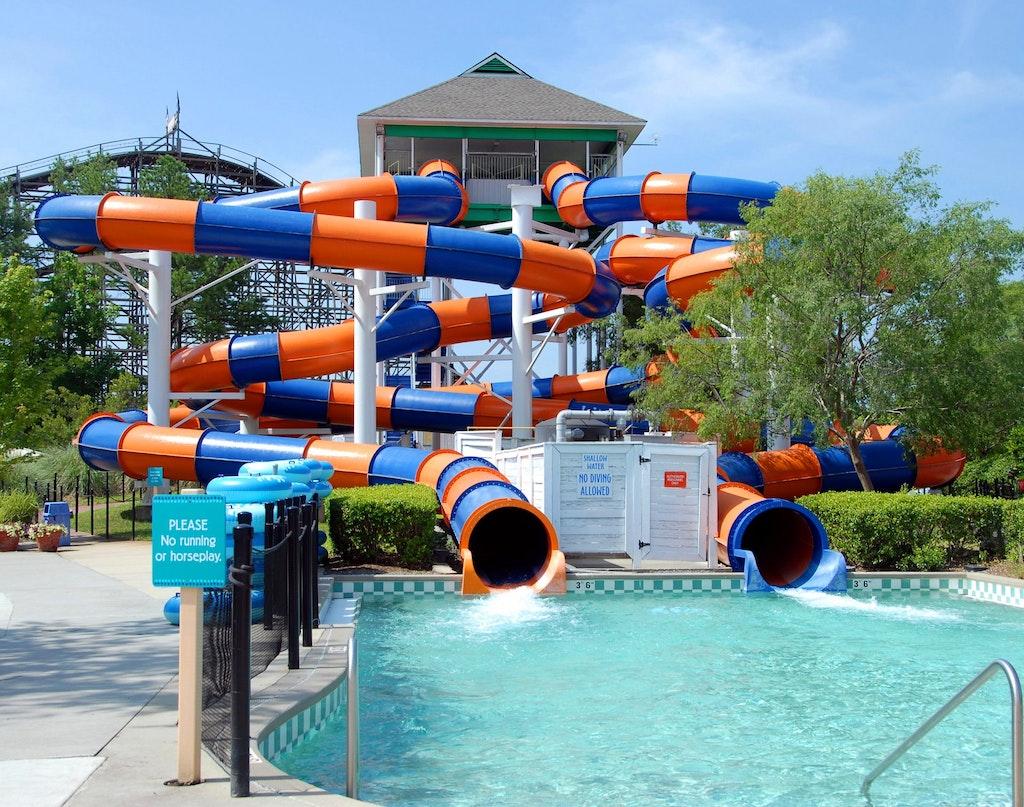 Water Kingdom Amusement Park Mumbai