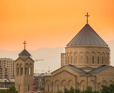 Arabkir Church, Yerevan, Armenia