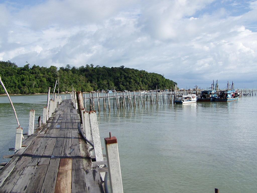 Teluk Kampi Beach