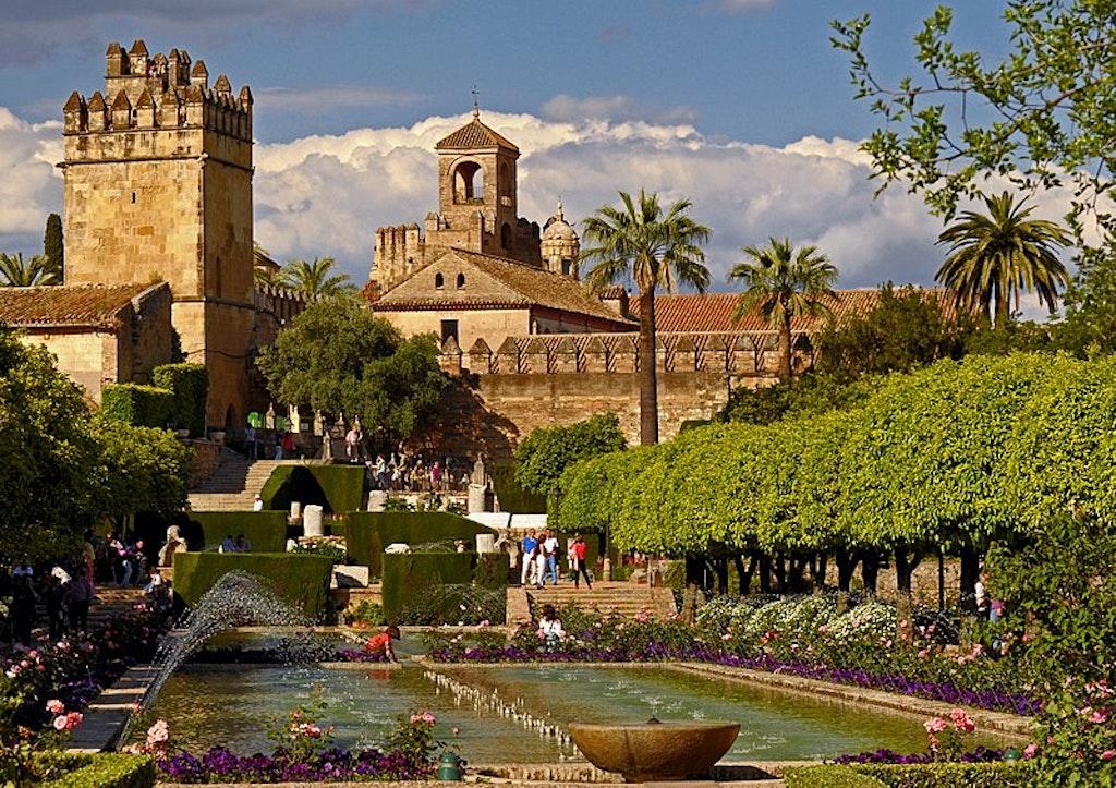 Alcázar de los Reyes Cristianos of Cordoba