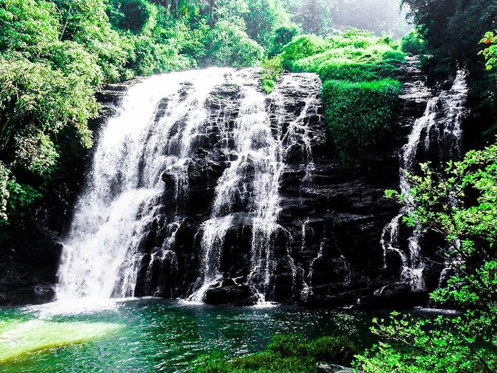 Abbi Falls Madikeri