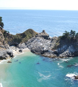Big Sur in South California