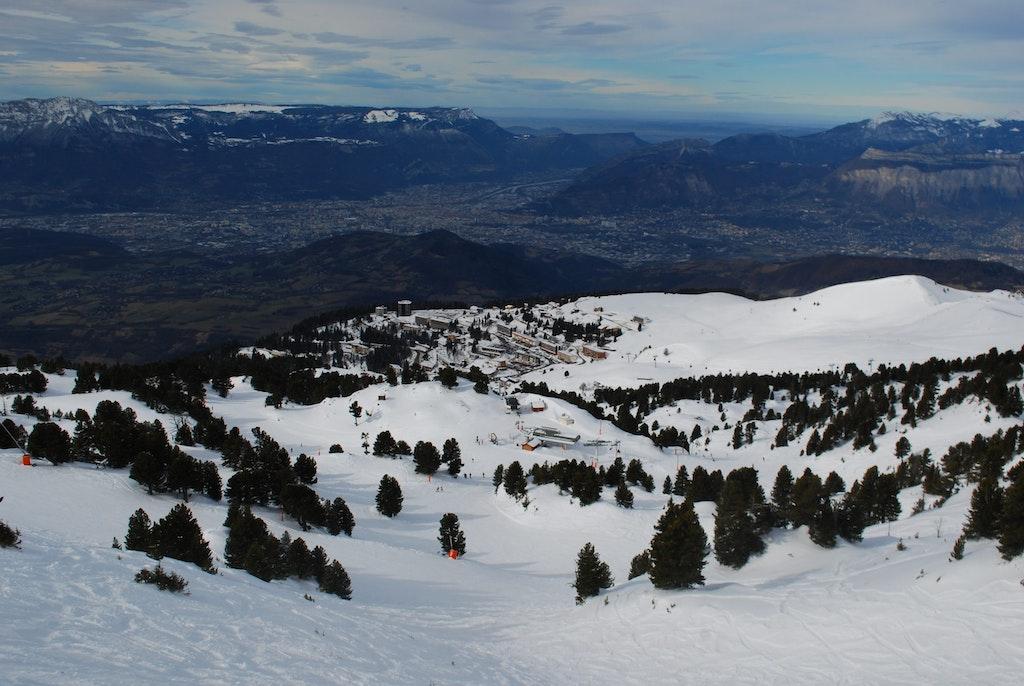Chamrousse Ski Resort