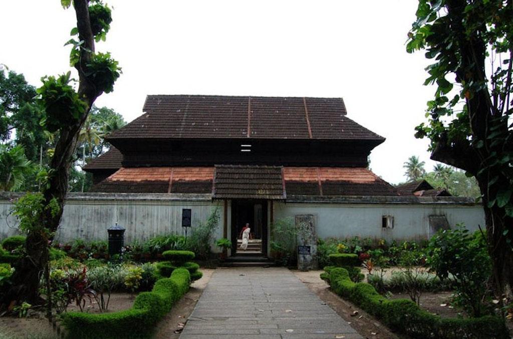 Krishnapuram Palace, One of the many palaces to visit in Kerala.