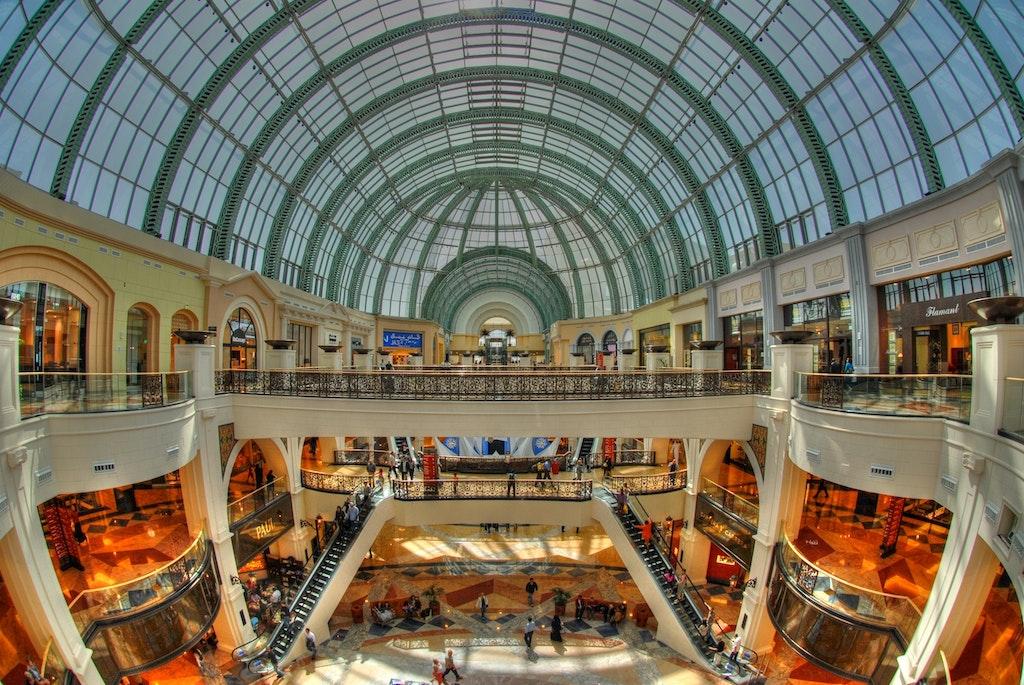 Mall of Emirates, Dubai