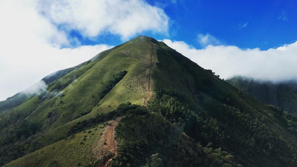 Meesapulimala Peak, Kerala