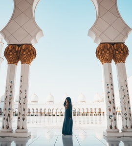 Mosques in United Arab Emirates