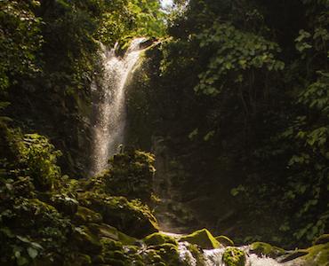 Temurun Falls