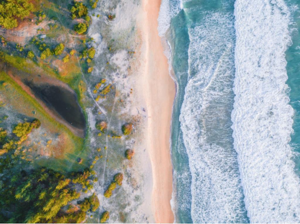 Otarawairere Shoreline, White Island