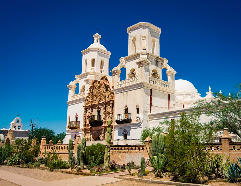 San Xavier, Day Trips from Phoenix