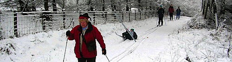 Skiing in the UK
