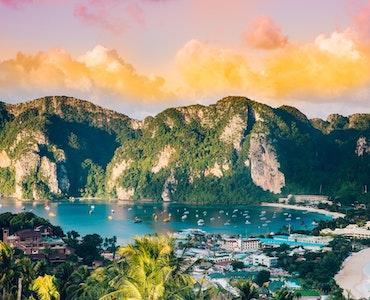 Romantic Resorts in Thailand