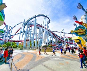 Themeparks in North Carolina