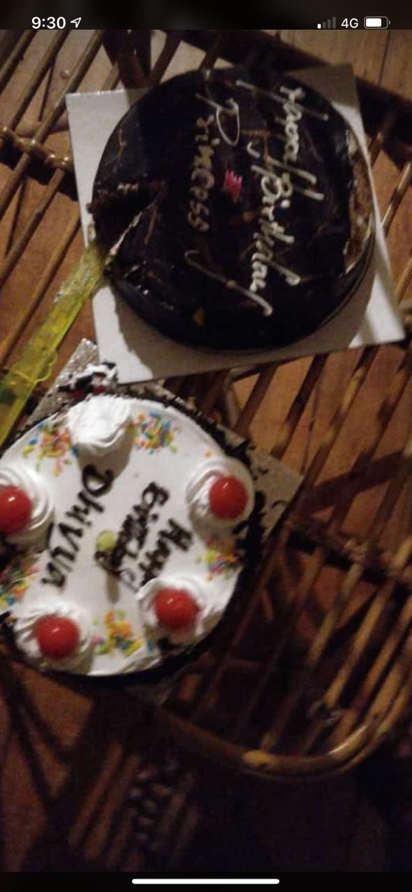 Celebrating my sister's birthday during staycation to Pondicherry