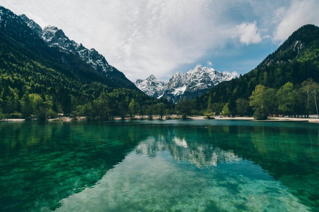 Lakes in Colorado
