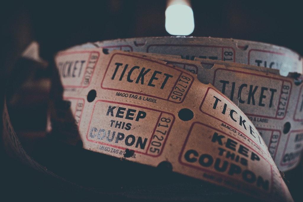 Meyden Theatre ticket