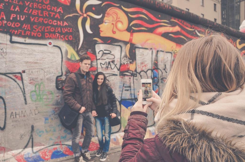 Berlin's East Side Gallery, Berlin wall
