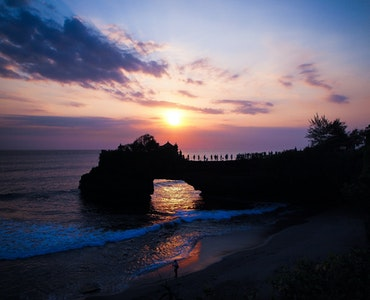 Places to Watch Sunsets in Bali