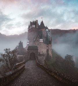 Haunted castles in Europe