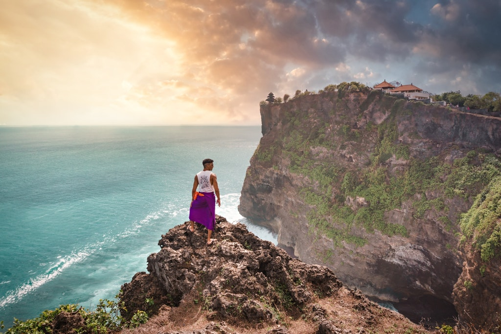 Uluwatu Temple, Places to Watch Sunsets in Bali