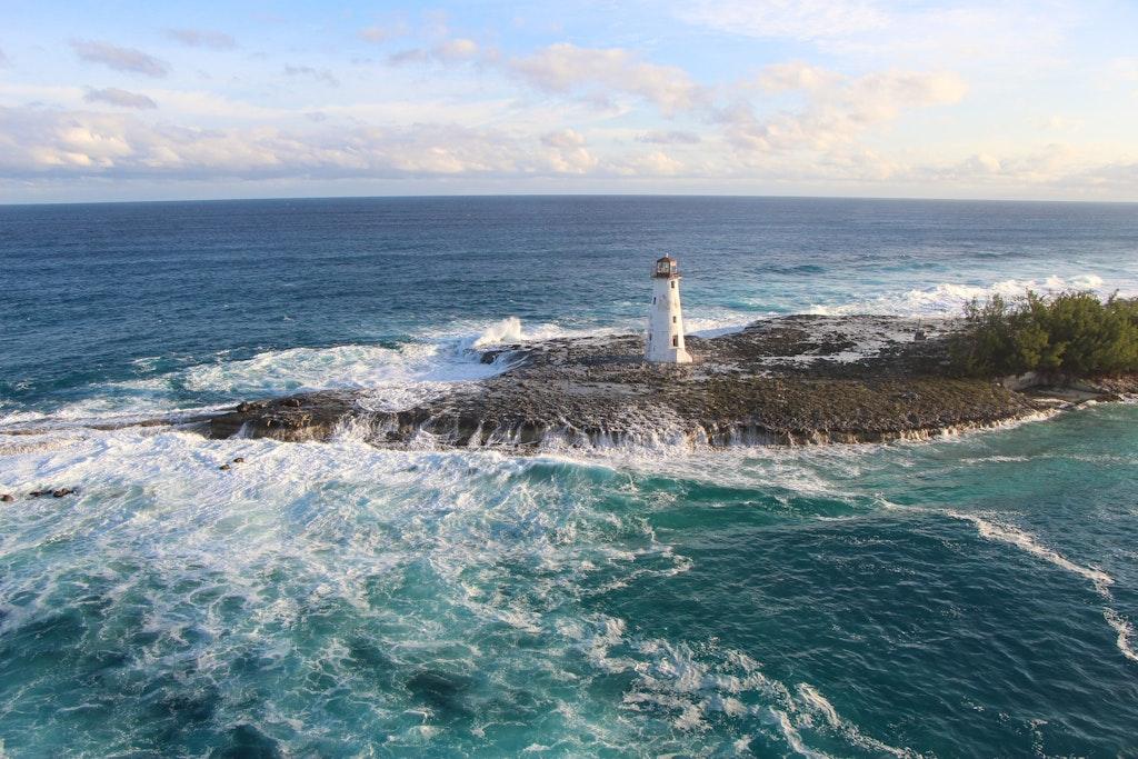 Harbour Island lighthouse