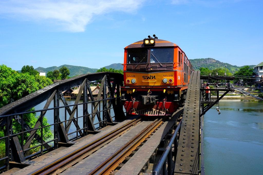 Death Railway – Kanchanaburi, A unique offbeat places to visit in Thailand