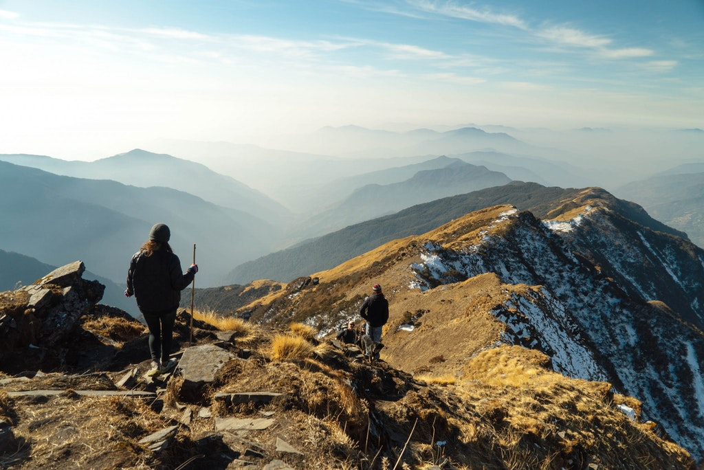 Hikes in Turkey