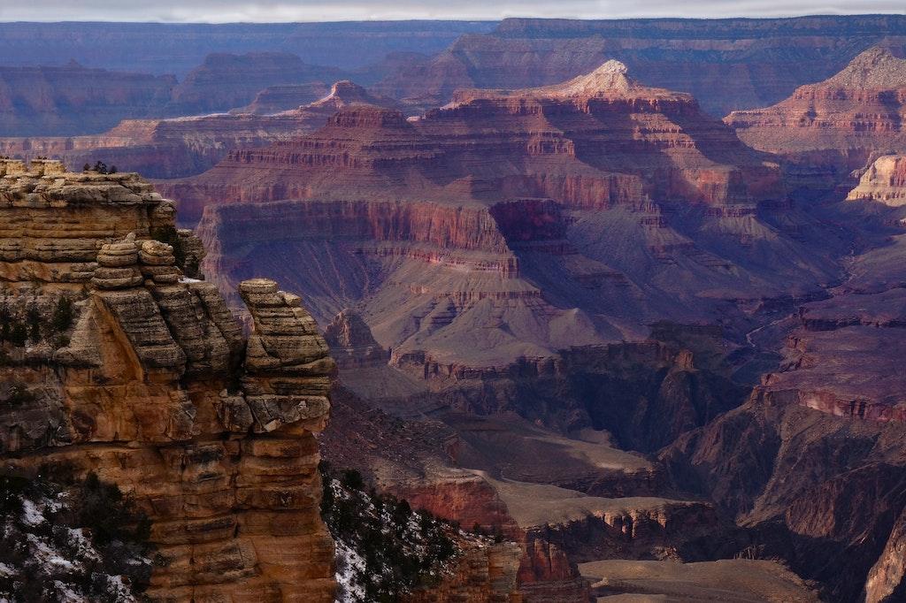 Grand Canyon South Rim.