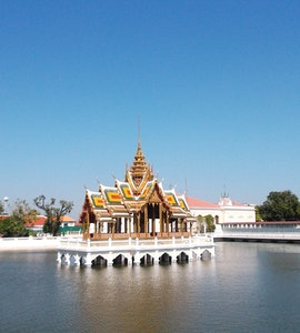 Palaces to visit in Thailand