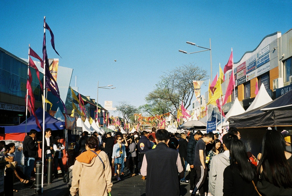 Markets in Newtown